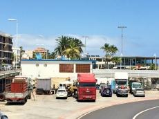 Facilities on the island of La Palma