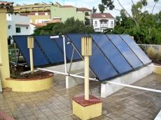 Energía Solar Térmica